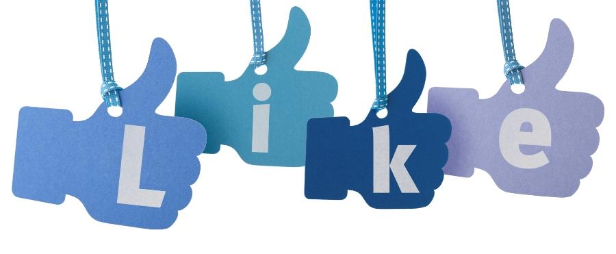 Social networking LIKE